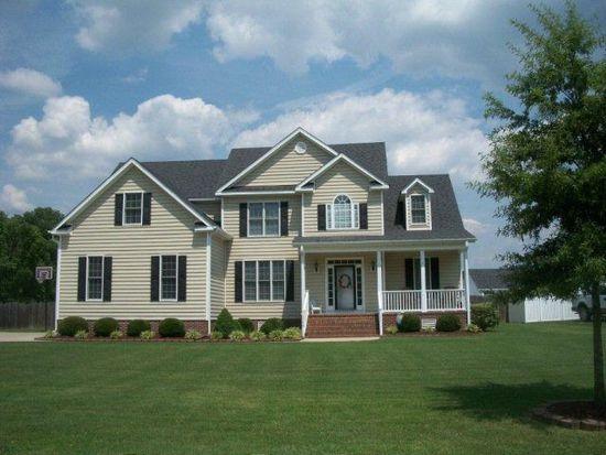 1714 Lakeside Dr NW, Wilson, NC 27896