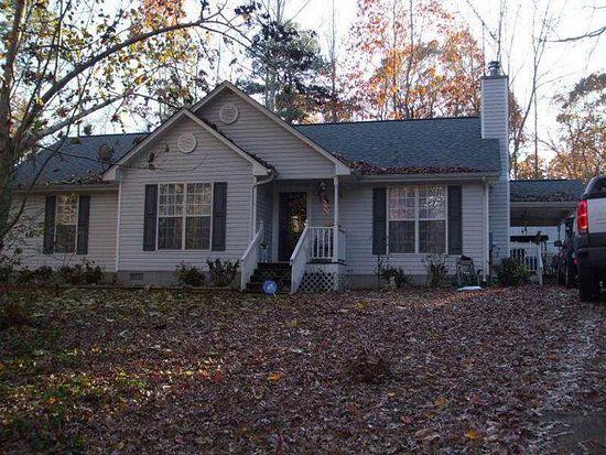 2033 Carson Segars Rd, Maysville, GA 30558