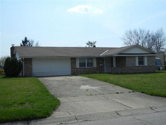 4420 Filbrun Ln, Dayton, OH 45426
