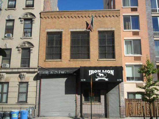 31 W 138th St, New York, NY 10037