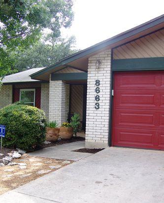 8663 Tanbark Dr, San Antonio, TX 78240