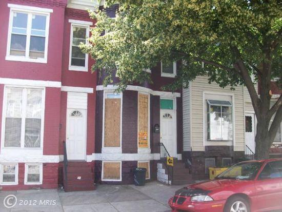 406 S Gilmor St, Baltimore, MD 21223