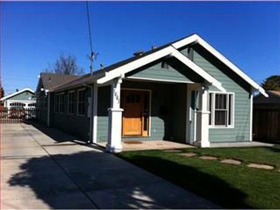 1661 Fremont St, Santa Clara, CA 95050