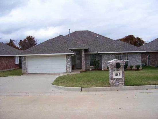 1183 Partridge Pl, Choctaw, OK 73020