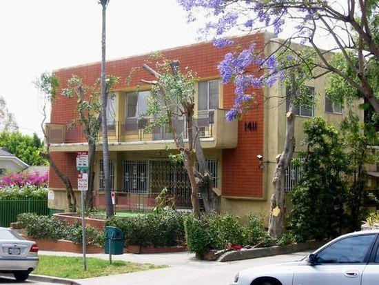 1411 N Harper Ave APT 10, West Hollywood, CA 90046