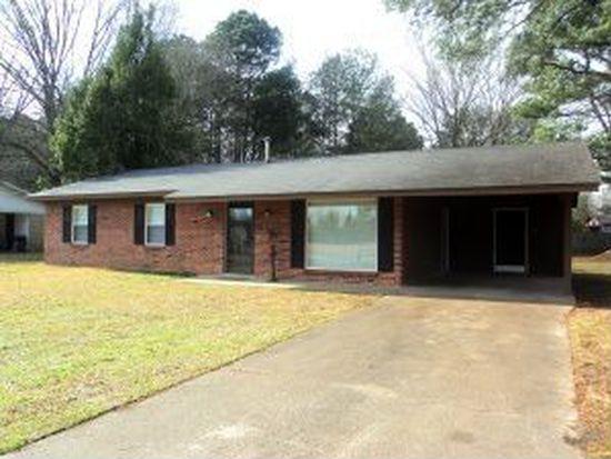 889 S Feemster Lake Rd, Tupelo, MS 38804