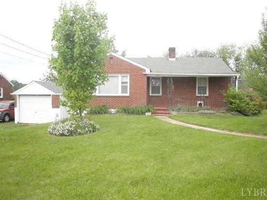 5601 White Oak Dr, Lynchburg, VA 24502