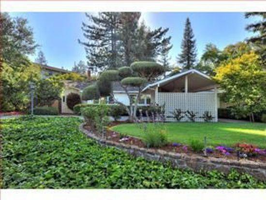 2110 Stonehaven Dr, Los Altos, CA 94024