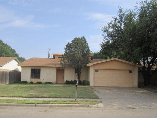 4717 62nd St, Lubbock, TX 79414