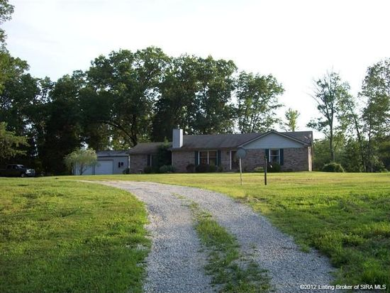 14893 Cronewood Ln, Memphis, IN 47143