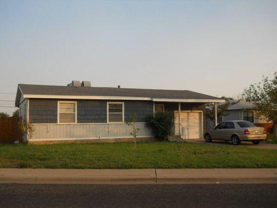 1700 Doran Dr, Odessa, TX 79761