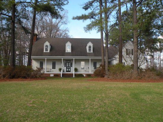 4914 Country Club Dr N, Wilson, NC 27896