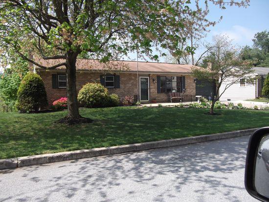 517 Benyou Ln, New Cumberland, PA 17070