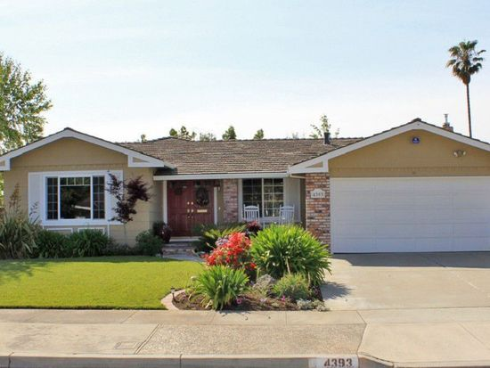 4393 Hendrix Way, San Jose, CA 95124