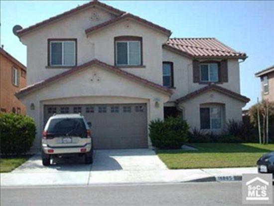 16865 Cascades Pl, Fontana, CA 92336