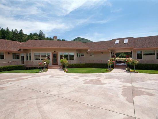 412 Adobe Canyon Rd, Kenwood, CA 95452