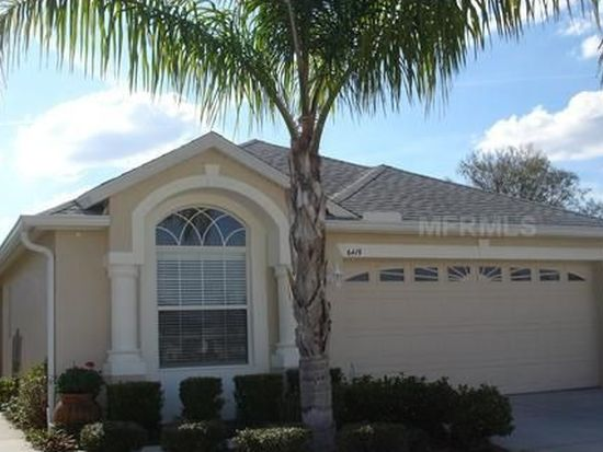 6419 Gentle Ben Cir, Wesley Chapel, FL 33544