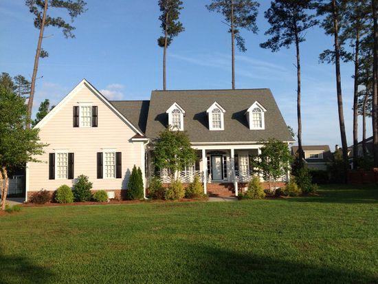 3638 Eagle Farm Dr N, Wilson, NC 27896