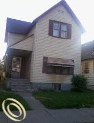 1627 Cavalry St, Detroit, MI 48209