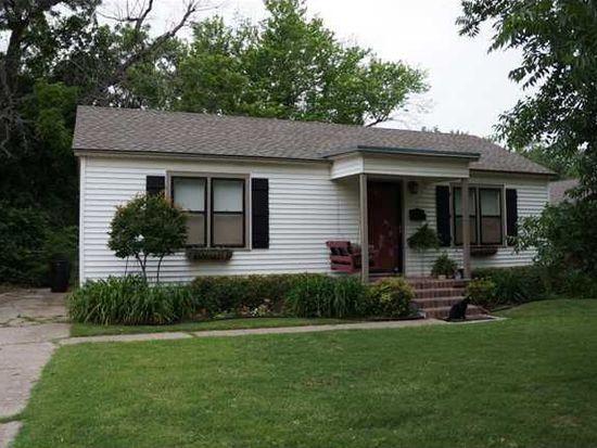 4611 N Hammond Ave, Bethany, OK 73008