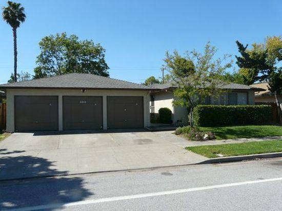 4444 Hamilton Ave APT 2, San Jose, CA 95130