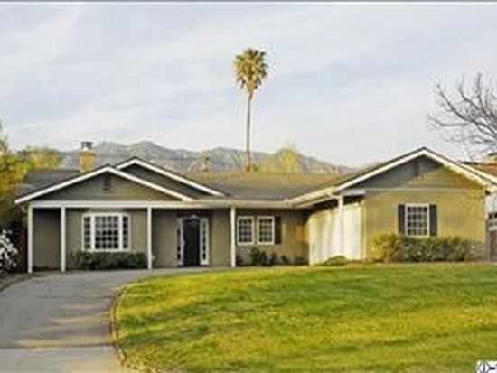 3705 New Haven Rd, Pasadena, CA 91107
