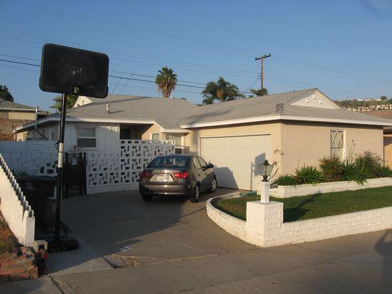 5546 Barclay Ave, San Diego, CA 92120