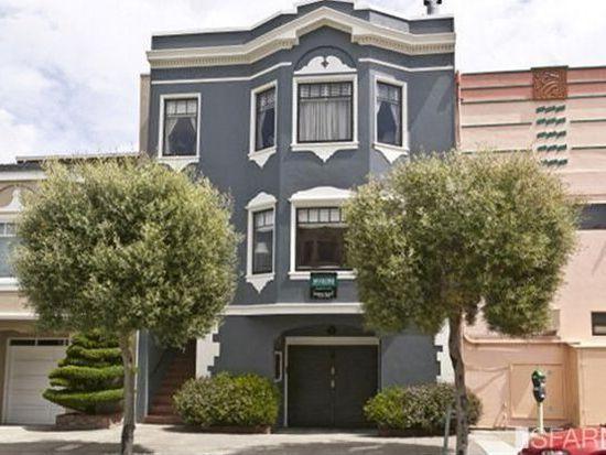 14 Avila St, San Francisco, CA 94123