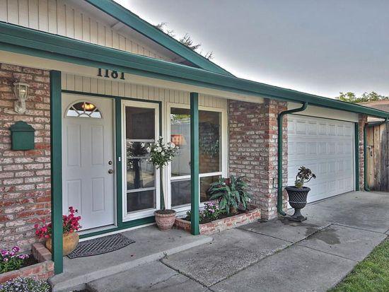 1181 Skylake Ct, Sunnyvale, CA 94089
