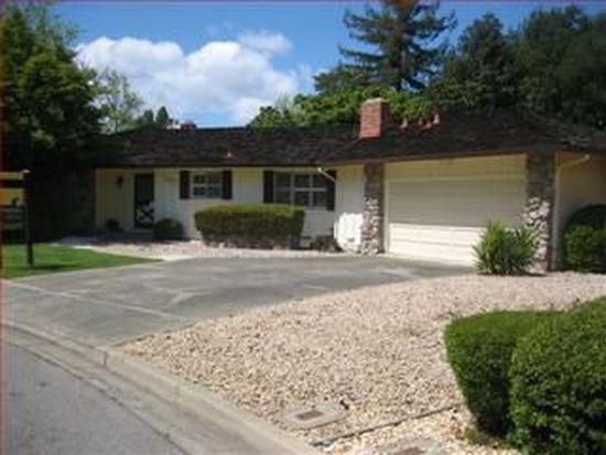 18941 Easton Pl, Saratoga, CA 95070