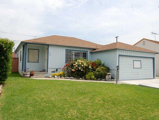 4538 Pixie Ave, Lakewood, CA 90712