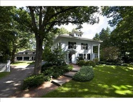 45 Cliff Rd, Wellesley, MA 02481