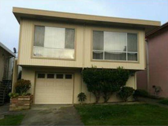 63 Castillejo Dr, Daly City, CA 94015