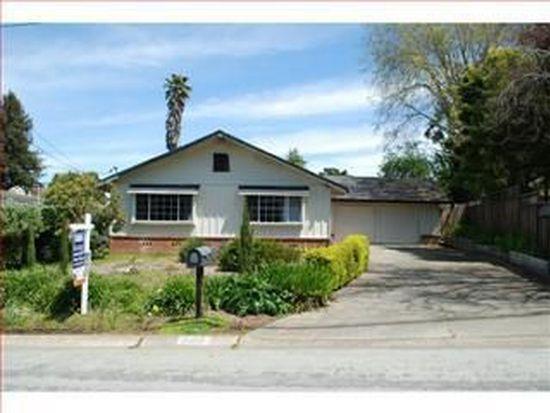 3406 Hillcrest Dr, Belmont, CA 94002