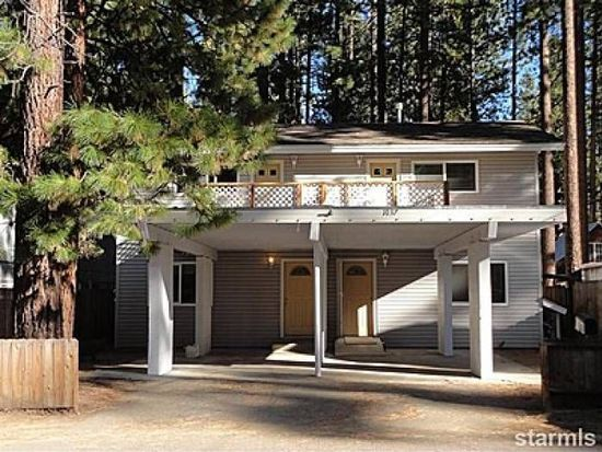 1037 Moss Rd, South Lake Tahoe, CA 96150