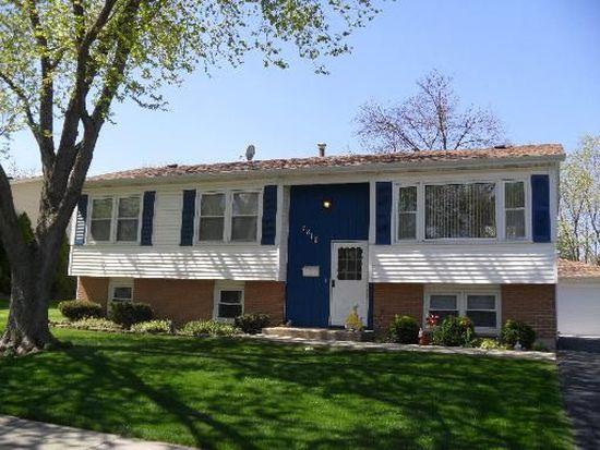 7812 Valley View Ln, Woodridge, IL 60517