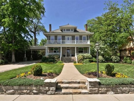 Belmont architecturally charming neighborhoods tennessee