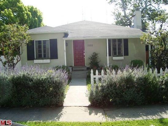 3102 Oakhurst Ave, Los Angeles, CA 90034
