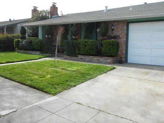 23461 Stonewall Ave, Hayward, CA 94541
