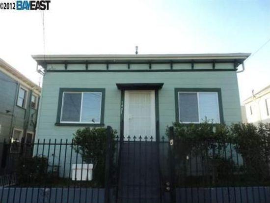 1421 18th Ave, Oakland, CA 94606