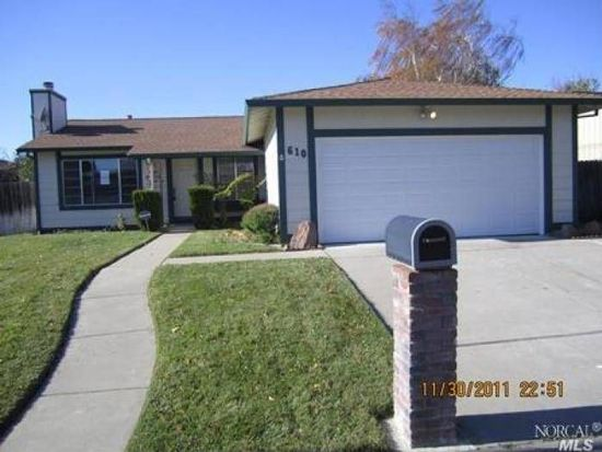 610 Kinglet St, Suisun City, CA 94585
