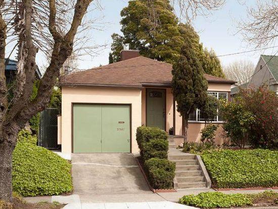 2341 Sacramento St, Berkeley, CA 94702