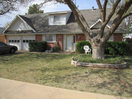 1934 70th St, Lubbock, TX 79412