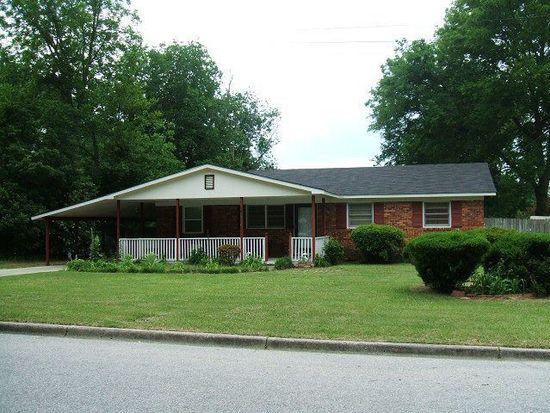 3130 Evergreen Dr, Augusta, GA 30909