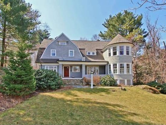 102 Woodlawn Ave, Wellesley, MA 02481