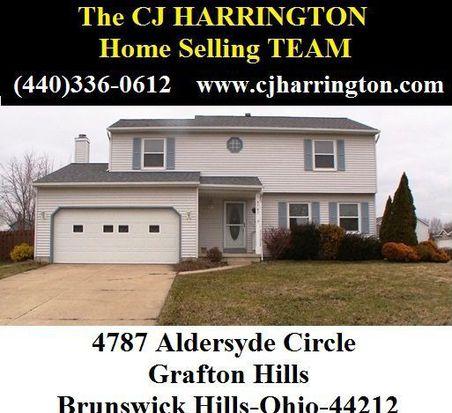 4787 Aldersyde Cir, Brunswick, OH 44212