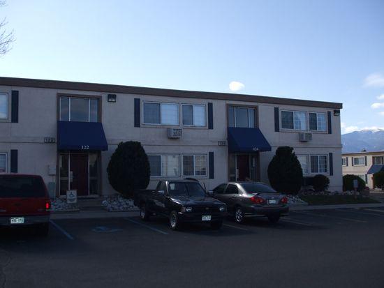 122 Coleridge Ave UNIT A, Colorado Springs, CO 80909
