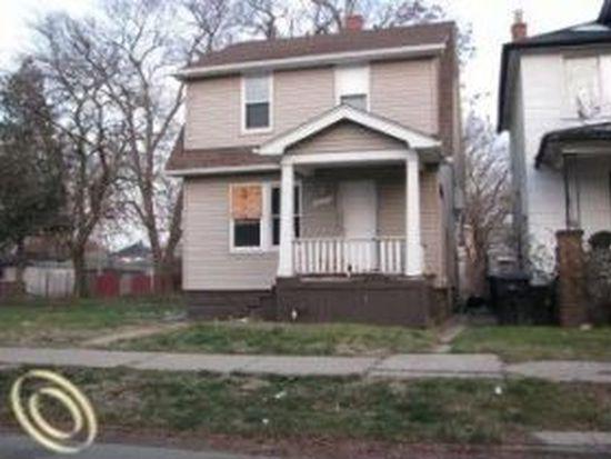 15826 Parkside St, Detroit, MI 48238