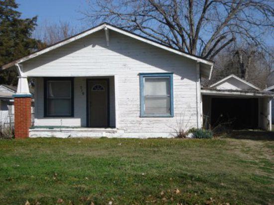 719 W Spruce Ave, Duncan, OK 73533