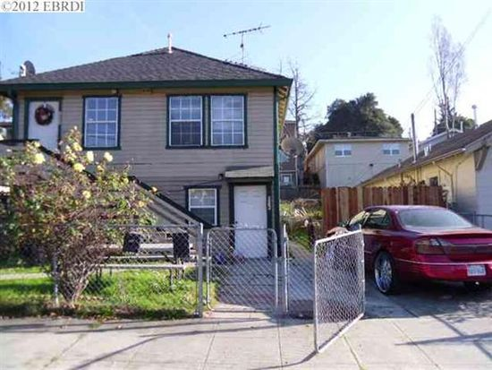 2218 Harrington Ave, Oakland, CA 94601